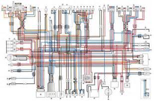 2007 yamaha r6 wiring diagram