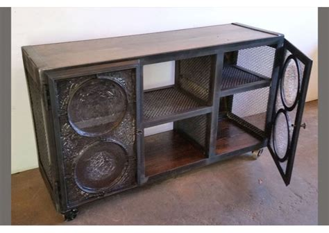 credenza with doors credenza with glass rondel doors