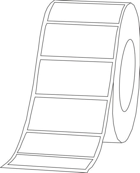 Etiketten Drucken Und Schneiden Mit Einem Gerät by Etiketten Nach Material Dalektron Gmbh