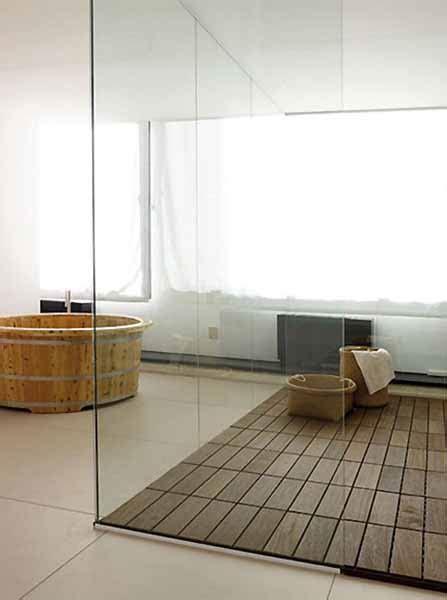 Modern Flooring Ideas Wood Flooring Ideas From Belotti For Modern Bathrooms And Outdoor Rooms