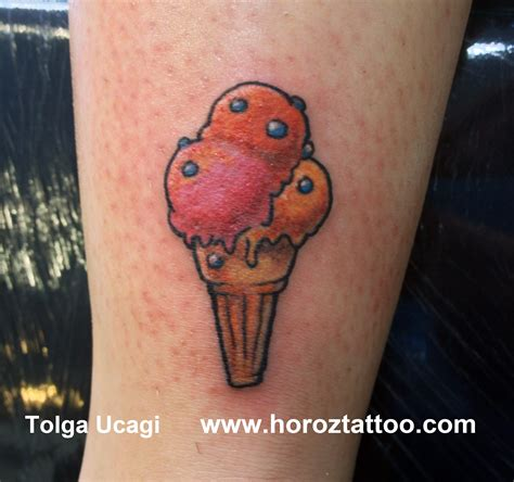 ice cream tattoo ystad icecream tattoo by tokmakhan on deviantart