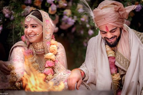 Taking Wedding Pictures by Virat Anushka Wedding Pictures Are Taking The