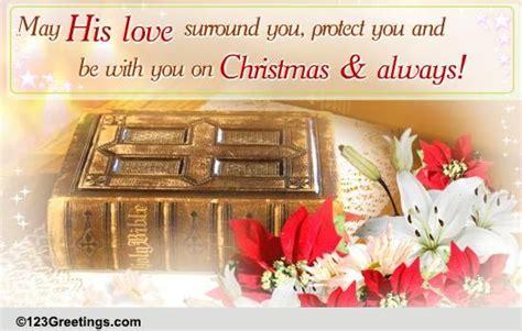 christmas    religious blessings ecards