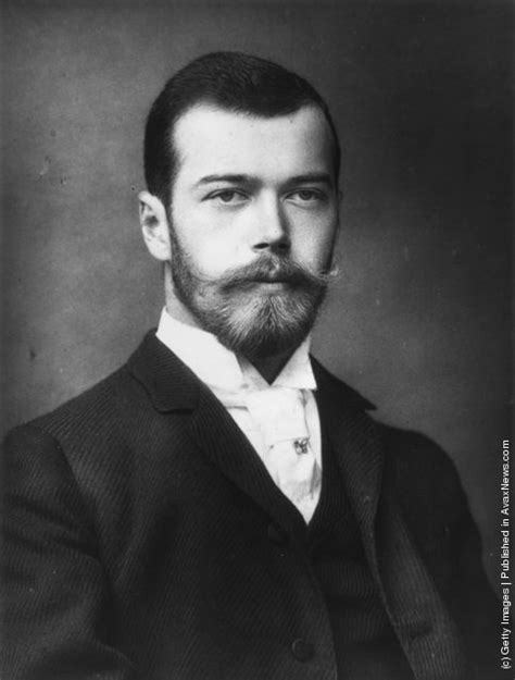 Photos Anciennes - Le dernier tsar de la Russie - Nicolas