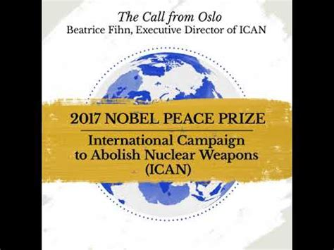 Nobel Peace Prize Also Search For World Exclusive The Nobel Peace Prize Call From Oslo