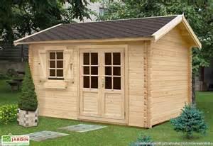 abri bois de jardin abri de jardin bois 171 promotions 171 am 233 nagement jardin