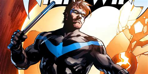 Zefora Top Wb Dc who is nightwing a brief history of batman s best sidekick