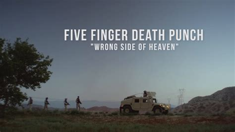 five finger death punch wrong side of heaven five finger death punch wrong side of heaven armyweb