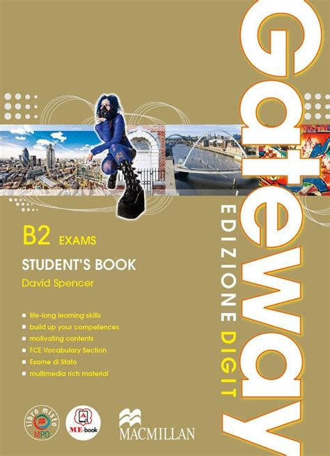 libro gateway b2 workbook gateway scuolabook ebook per la scuola david spencer frances treloar gateway b2 exams student s