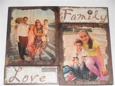 Pictures Transferred To Wood
