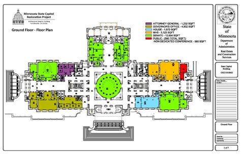 floor plan of the us capitol building future occupancy floor plans minnesota capitol restoration