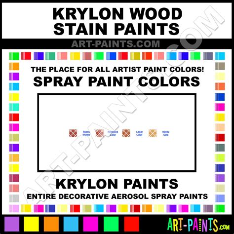 cedar wood stain spray paints 3601 cedar paint cedar color krylon wood stain aerosol paint