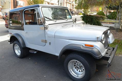 Jeep Eagle 1978 Jeep Cj7 Golden Eagle