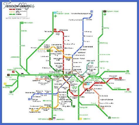 munich metro map munich metro map toursmaps