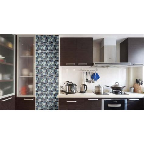 black glass tiles for kitchen backsplashes black stainless steel backsplash metal glass mosaic tile