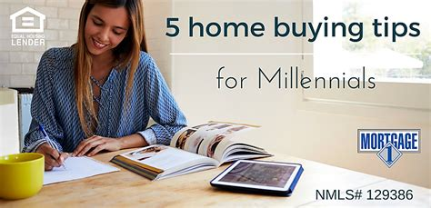 5 tips for home loan for under construction projects 5 home buying tips for millennials mortgage 1 inc