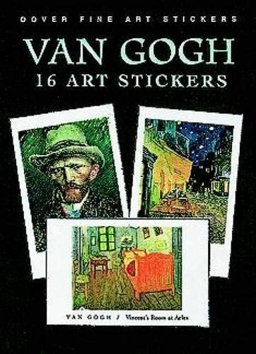 dali 16 art stickers 0486410749 van gogh 16 art stickers dover art stickers association for contextual behavioral science