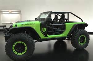 Trailcat Tires Seven Jeep Concepts Unveiled For The 2016 Easter Jeep Safari