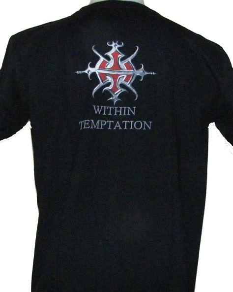 Within Temptation Tshirt within temptation t shirt the of everything size l