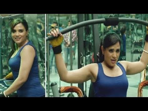 richa chadda gym richa chadda workout at gym stunning body style