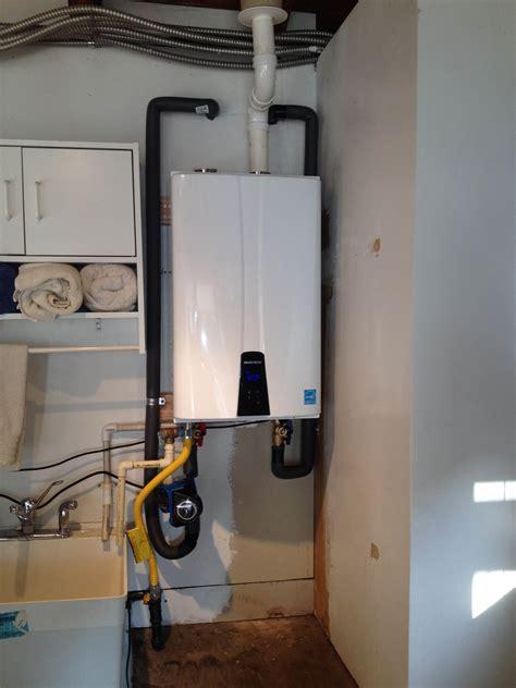 promax tankless water heaters plumbing