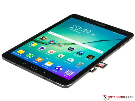 samsung galaxy tab s2 9 7 lte tablet review notebookcheck net reviews
