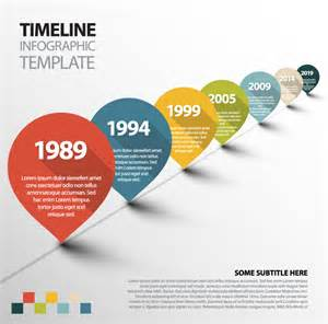 graphic timeline template timeline infographic template vector free vector graphic