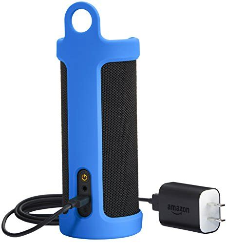 amazon tap amazon tap sling cover blue buy online in uae