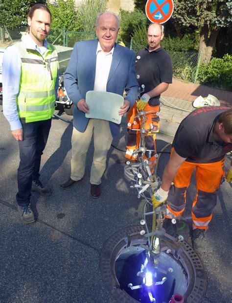 Kosten Kanalsanierung Pro Meter by Kanalsanierung Kunststoff Statt Beton