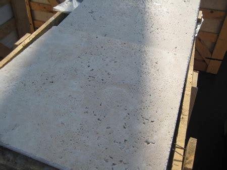 Ivoria Premium 24x24, Chiseled Edge Travertine Tile