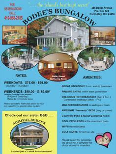 bed and breakfast put in bay arts crafts lodging on pinterest 39 pins