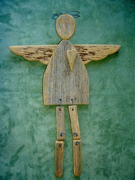wood pattern for angel old barn wood christmas angel crafting by holiday