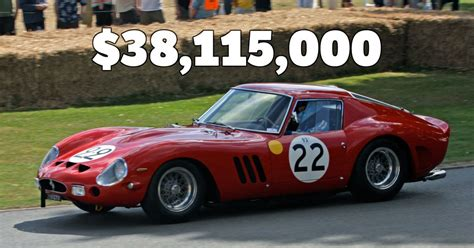 most expensive car ever sold top 10 most expensive cars ever sold at auction autos post