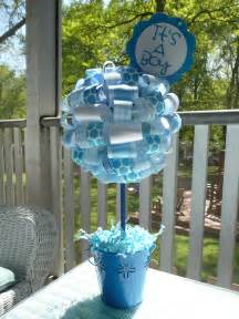 baby shower boy centerpiece ideas blue baby shower decorations best baby decoration