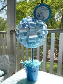 Boy Baby Shower Centerpiece Decorations