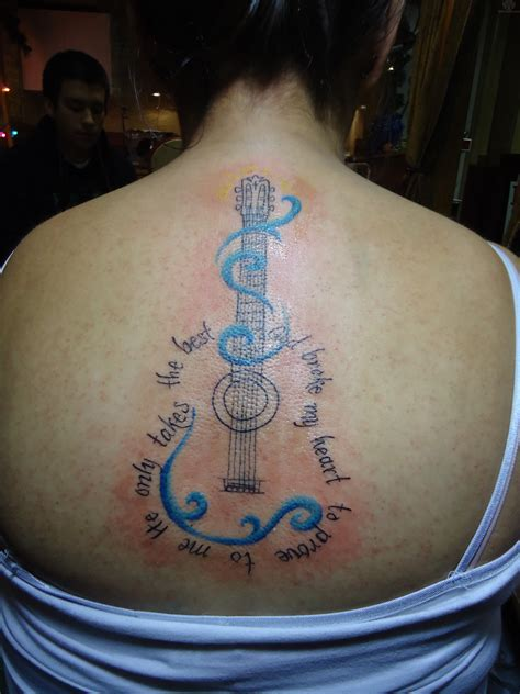 tattoo guitar designs guitar tattoos designs ideas and meaning tattoos for you