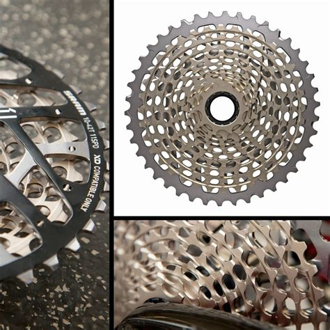xx1 cassette look sram xx1 one by eleven drivetrain more dirt