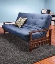 futon with wooden arms shopko furniture