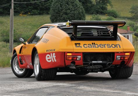 renault alpine a310 rally renault pioneer spirit at the 2013 goodwood festival of