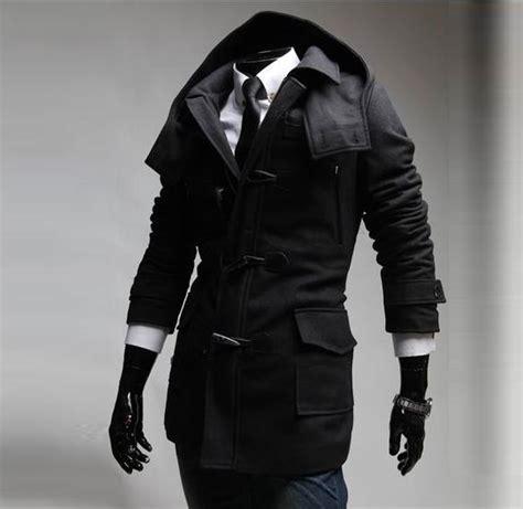 Jaket Pria Yi 044 jaket musim dingin pria black winter coat jydf8c black coat korea
