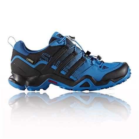 adidas terrex mens blue black tex waterproof