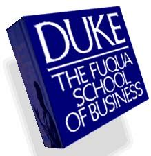 Fuqua Mba Apply by Personal Home Page Alon Brav