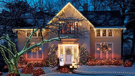 Outdoor Holiday Lighting Ideas Creative Outdoor Lighting Display Ideas