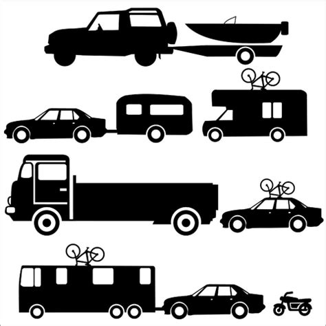 boat trailer clipart 86 cer clipart black white cer clipart black and