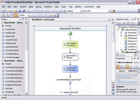 designer workflow choose a workflow authoring tool sharepoint server 2010