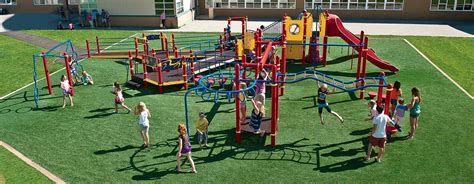Best 2 Color Combination by Glenmerry Elementary Playground