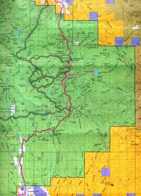 service utah buy and find utah maps forest service statewide index