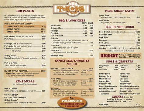 tops bar bq menu awesome picture of small restaurant menu ideas fabulous