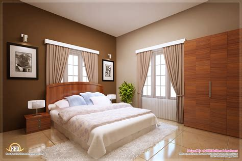 home interior design for bedroom awesome interior decoration ideas kerala home design and floor plans