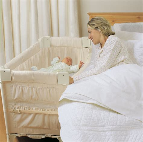 bassinet in bed three in the bed a safe co sleeping round up